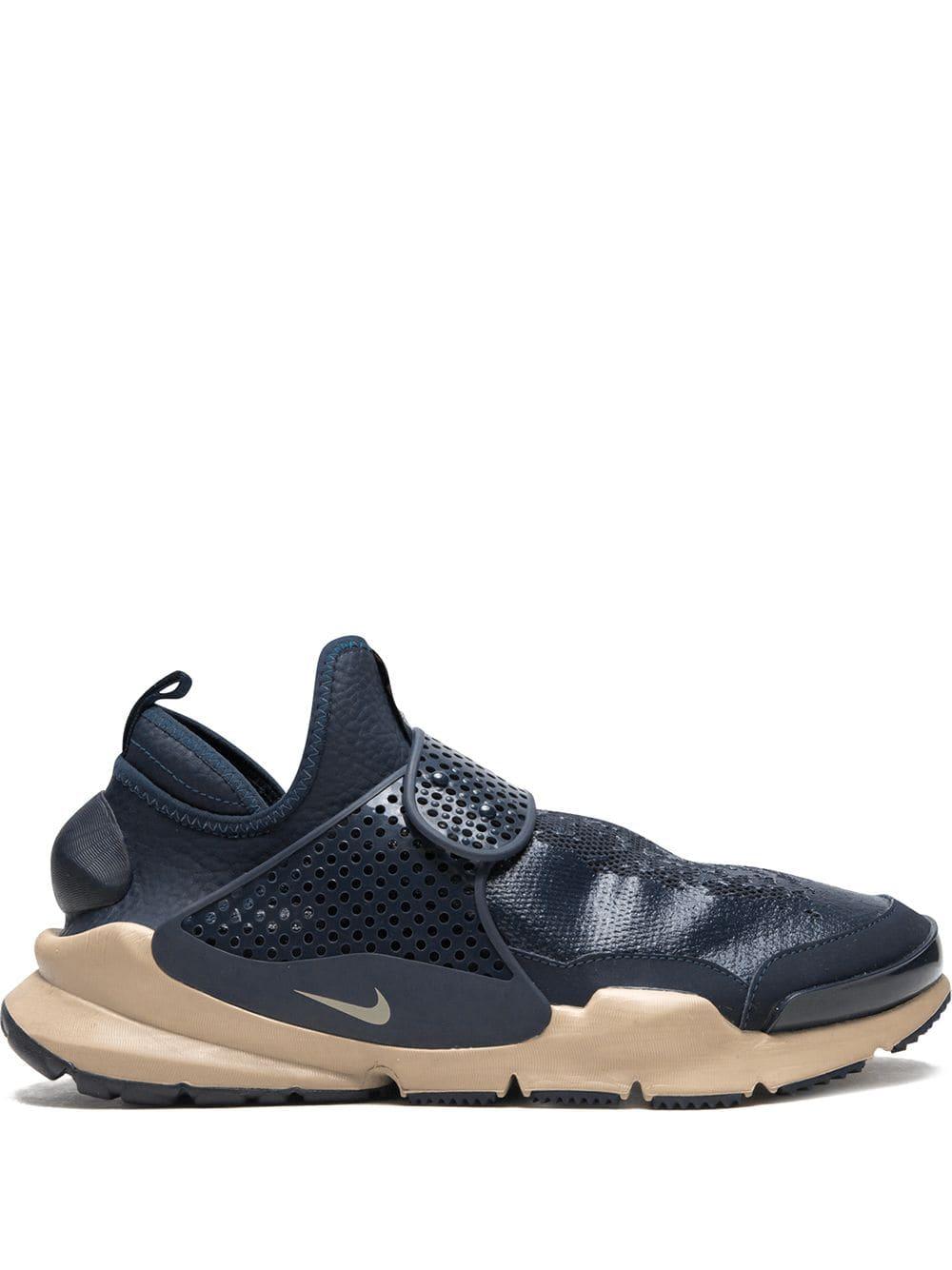 Nike Dart Mid Si Sock Sneakers Blau In Blue Modesens Nike Sock Dart Sock Dart Sneakers Blue