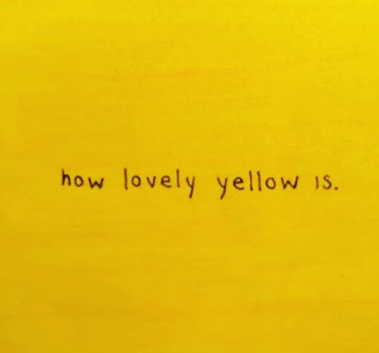 Bright Yellow Gloves Make This