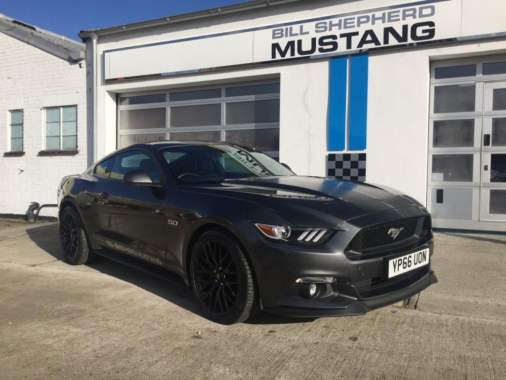 Ebay Mustang Gt 5 0 V8 2016 Magnetic Bill Shepherd Mustang
