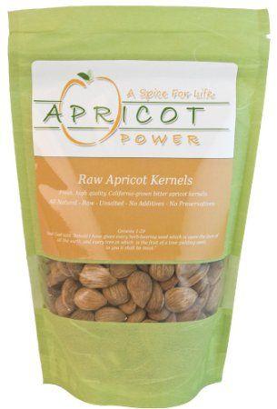Amazon com: Bitter Raw Apricot Kernels - 1 Lb Bag: Health