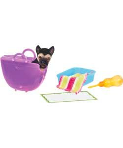 Puppy In My Pocket Feed And Care Home And Away Playset U K