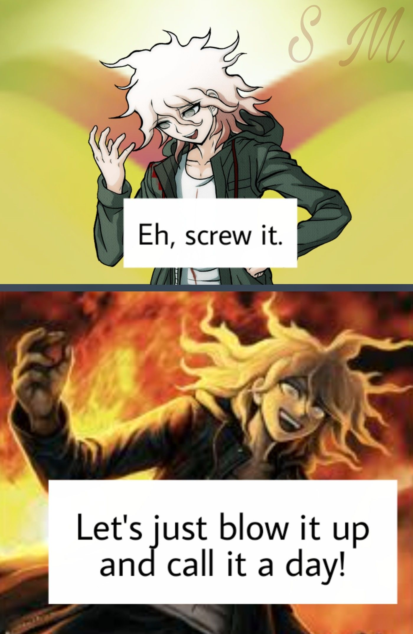 Pin By Melissa Maurer On Danganronpa Pinterest Nagito Komaeda