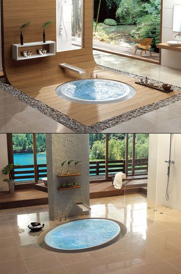 oriental and wish zen tubsgerman designer kasch | bathtubs