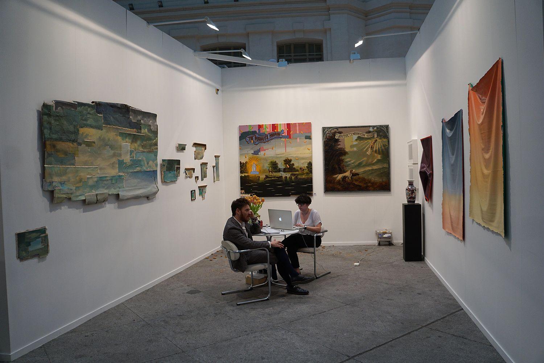 Galería #6más1 Art Madrid 2017. #ArtMarid #ArtMadridFeria #Madrid #artfair  #arte #artecontemporáneo #ContemporaryArt  #Arterecord 2017 https://twitter.com/arterecord