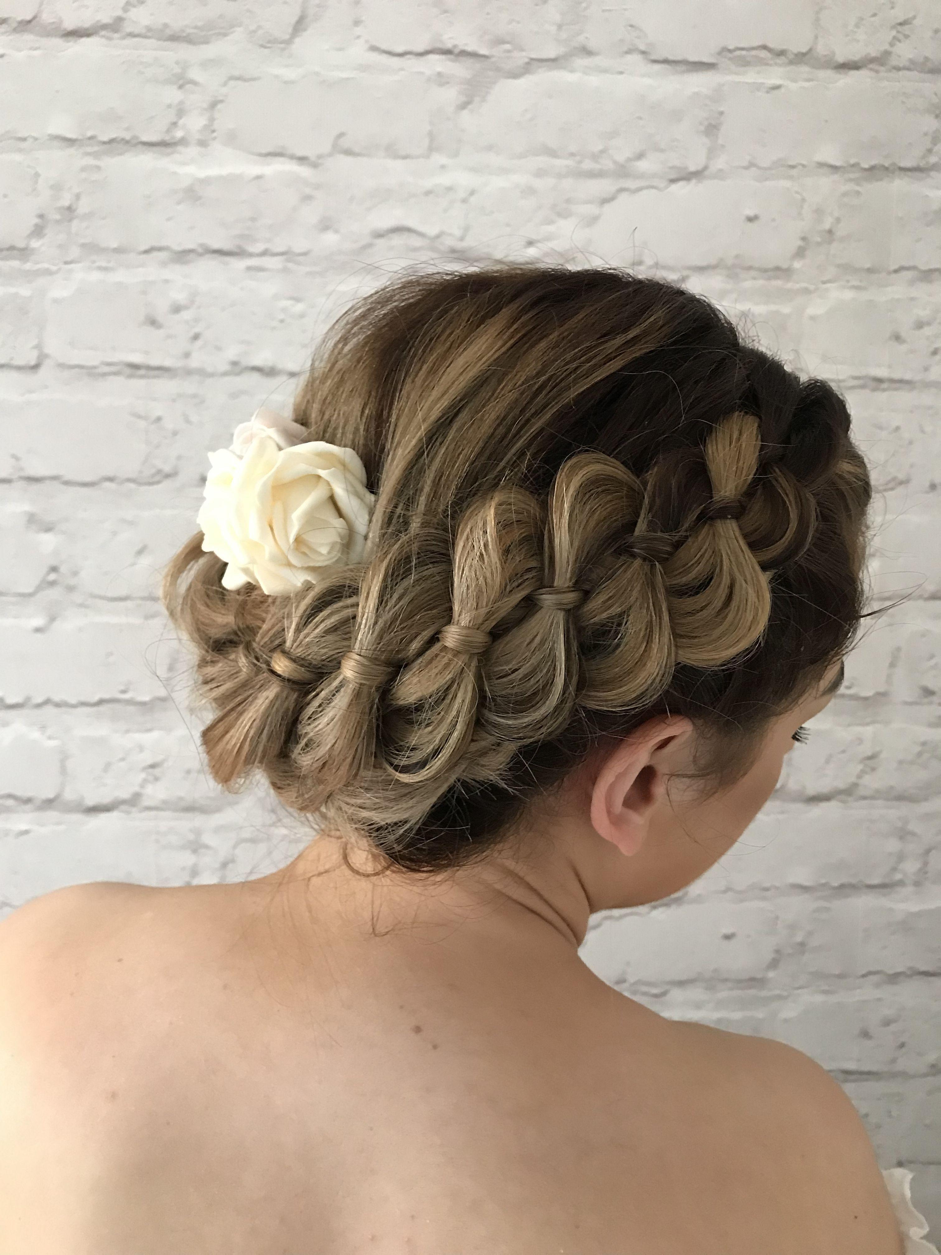 Plaits Braids Braids Plaits Updo Hairstylesforweddings Wedding Hair Tips Blonde Bridal Hair Bridal Hair And Makeup