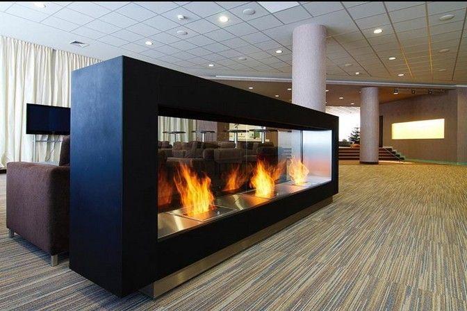 Tectum Magnus Bio Ethanol Freestanding Fireplace Freestanding Fireplace Modern Fireplace Ethanol Fireplace