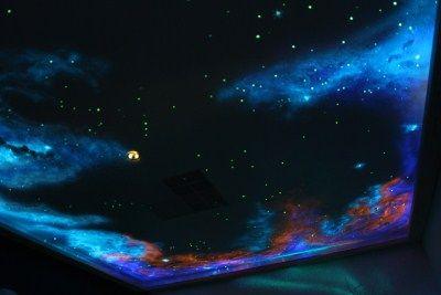 Ceiling Glow In The Dark Painting Kit