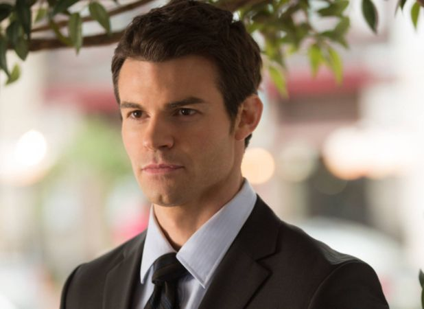 ... Daniel Gillies Talks 'Saving Hope' and 'The Originals'