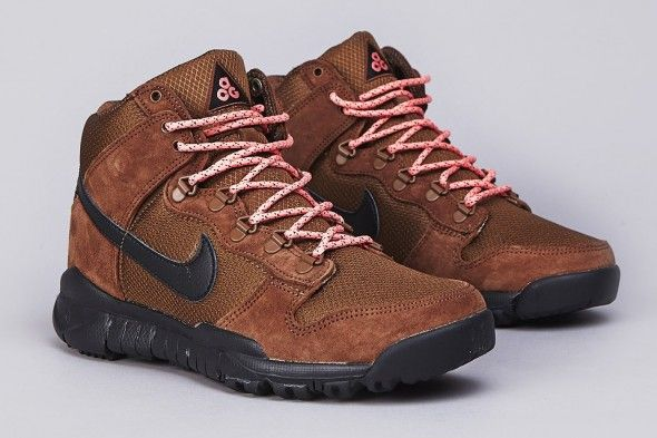 Nike Dunk Hugh OMS #mode #homme #baskets #boots #randonnee