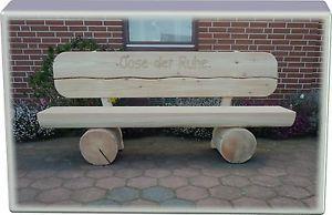 Parkbank Holzbank Gartenbank Mit Gravur 034 Oase Der Ruhe 034 Krongartmoebel Bank Holz Banke Garten Holzbank Mit Gravur
