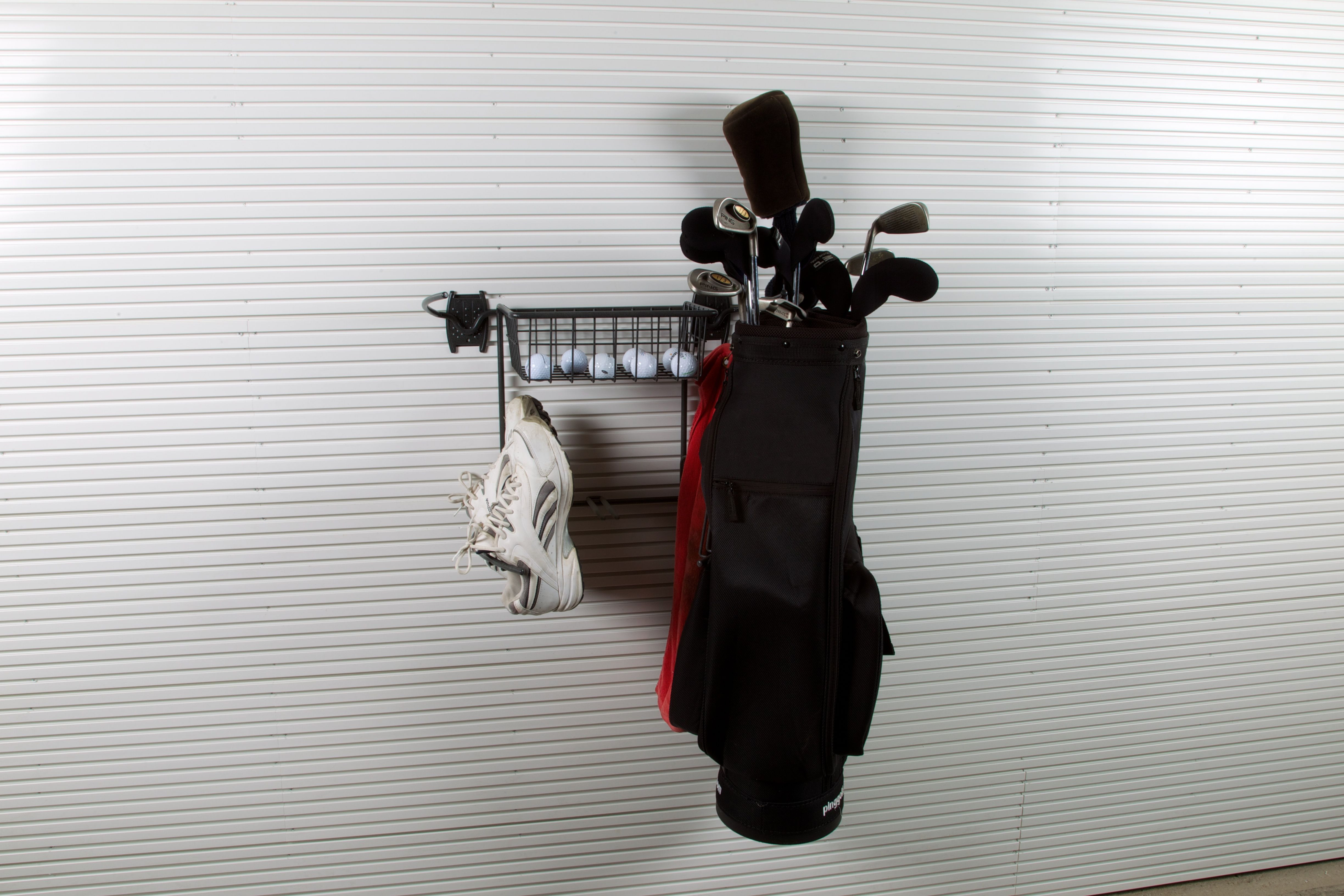 Sports Equipment Storage ONLY 42.99! Keep Your Clubs