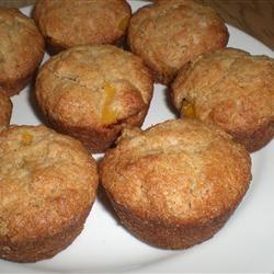 Nectarine muffins!! Making these tonight