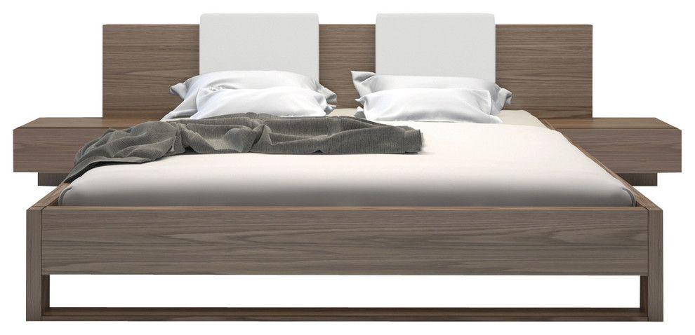 Beds Fb 745 Modern Bed Modloft Bed Modern Platform Bed