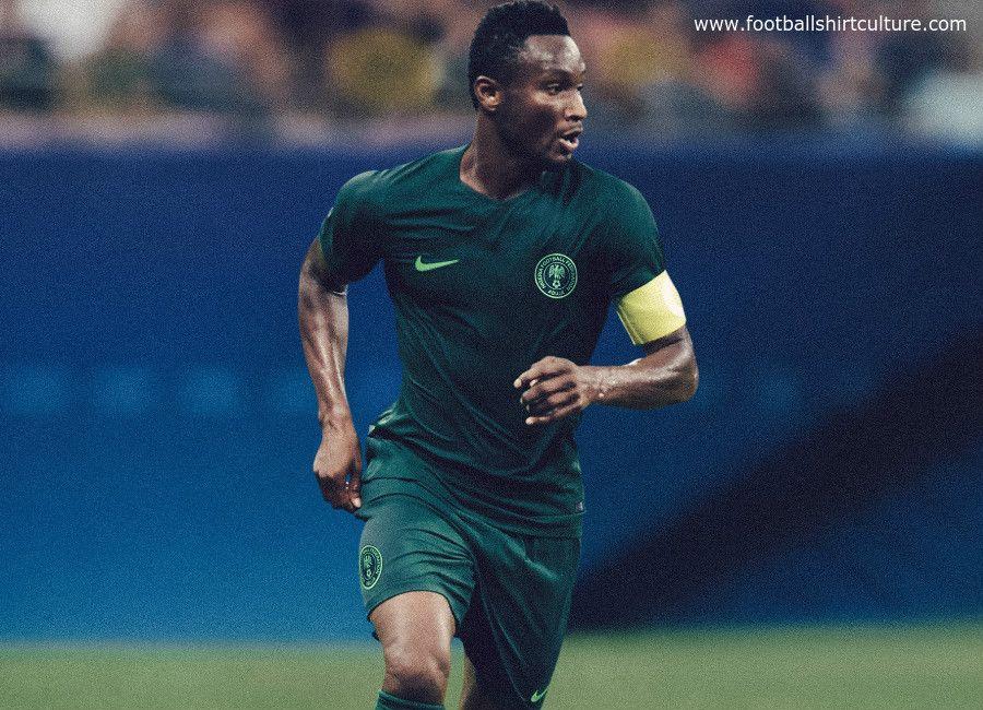 Nigeria Football Shirt 2018 Jersey Home Green World Cup Men Soccer Uniform World Cup Shirts World Cup Jerseys World Cup Kits
