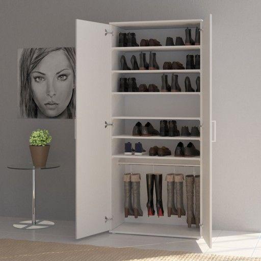 Szafa Na Buty Komoda Szafka Otwierana Regal 6952037176 Allegro Pl Shoe Rack Shoe Cabinet Shoe Room