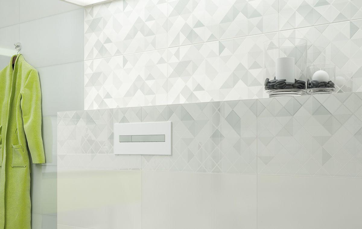 Tonnes łazienkowe Płytki Ceramiczne W Formacie 30x60cm