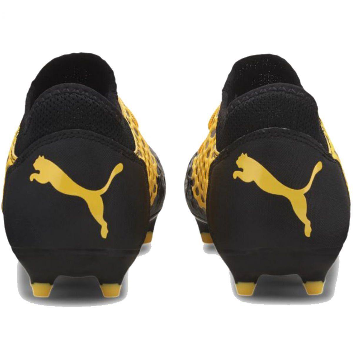 Buty Pilkarskie Puma Future 5 4 Fg Ag Jr 105810 03 Zolte Zolte Baby Shoes Puma Vibram Sneaker