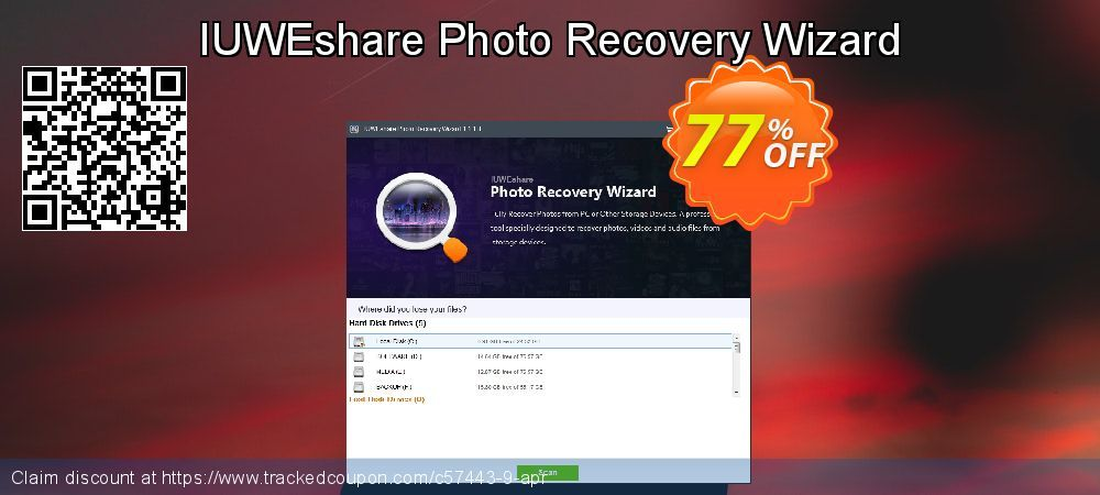 77 Off Iuweshare Photo Recovery Wizard Promo Coupon Code On Natl
