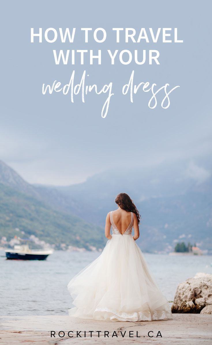 When traveling to your destination wedding most brides often ask ...