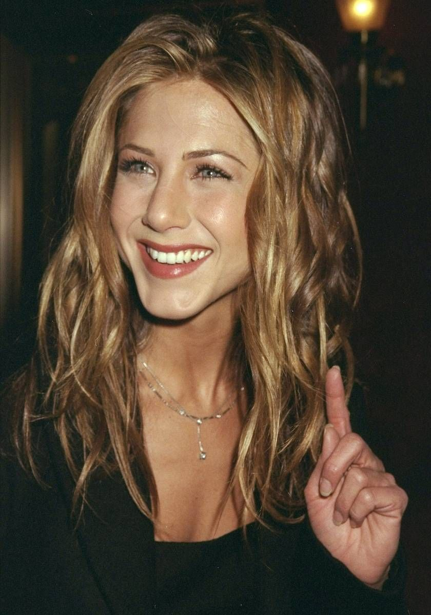Photo of So Jennifer Aniston is guaranteed a good day every fucking day
