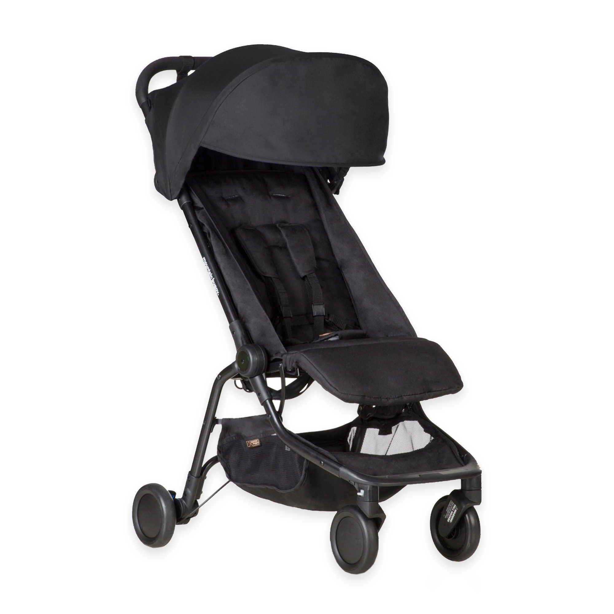 Mountain Buggy® Nano Travel Stroller in Black Bebe