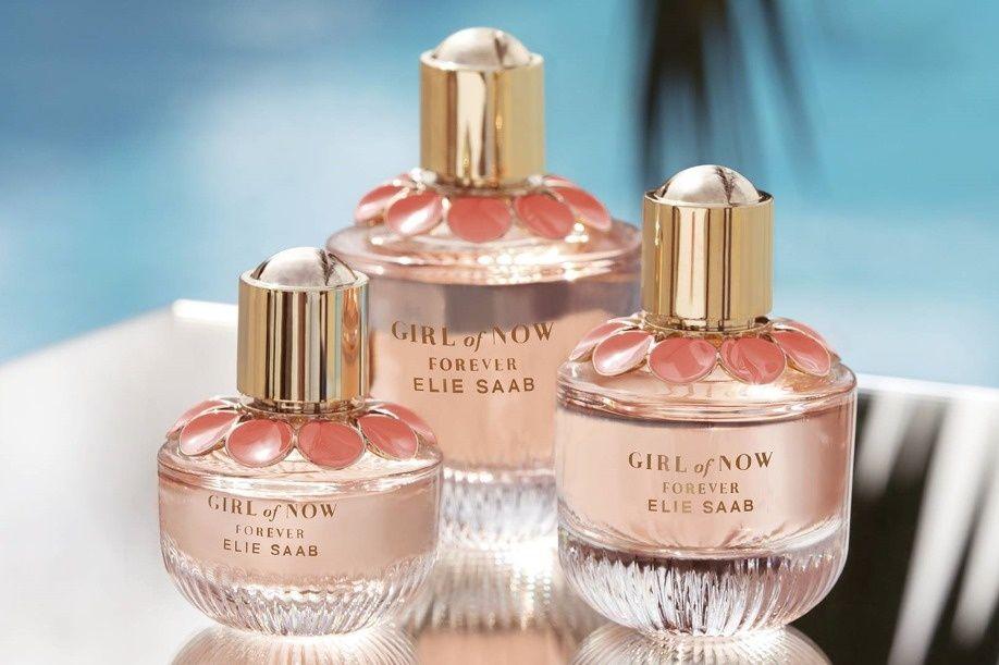 عطر ايلي صعب الجديد برائحة الفواكة والزهور Perfume Bottles Now And Forever Elie Saab