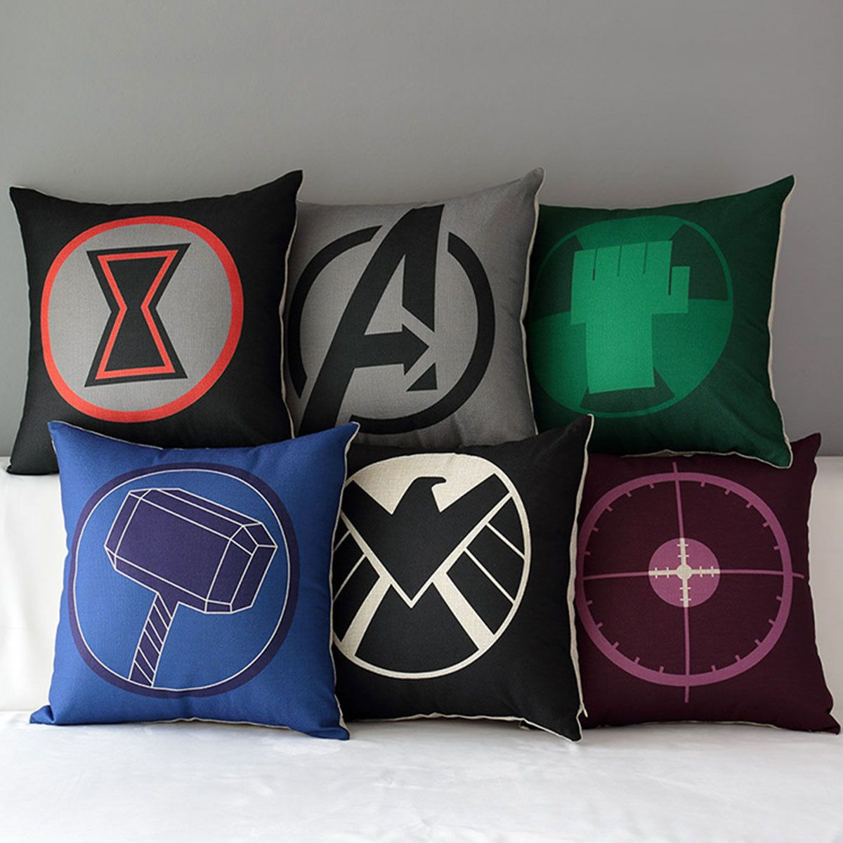Marvel Avengers Pillows Avengers Pillow