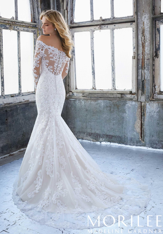 Mori lee madeline gardner wedding dress  Morilee  Madeline Gardner Karlee Style   Elegant Fit and