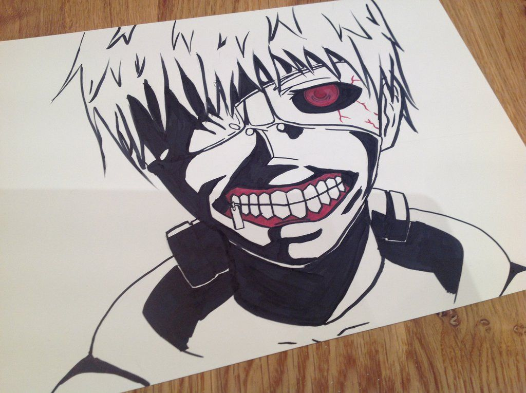 Tokyo ghoul pencil drawing google search