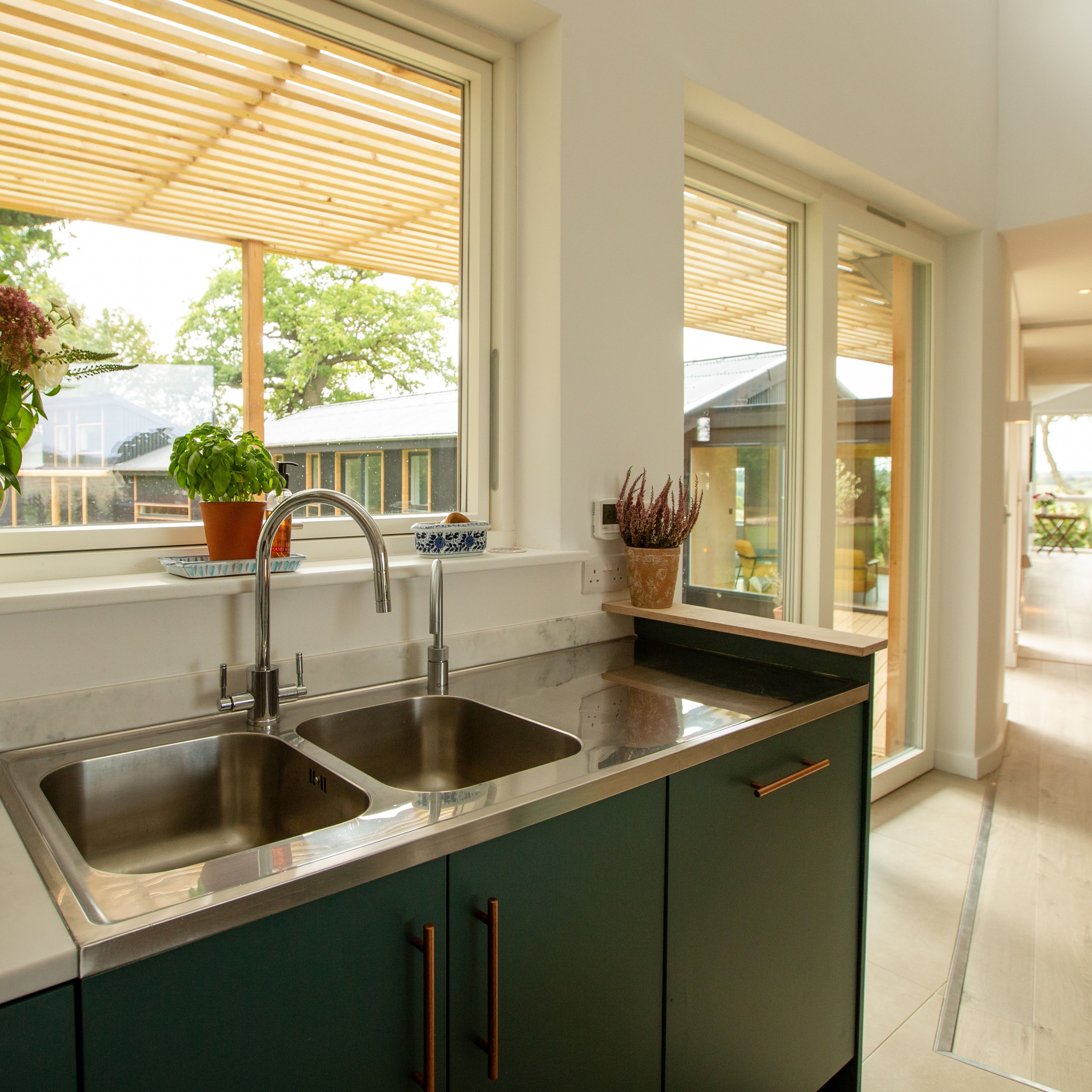 As seen on grand designs toby leeming used our alveus