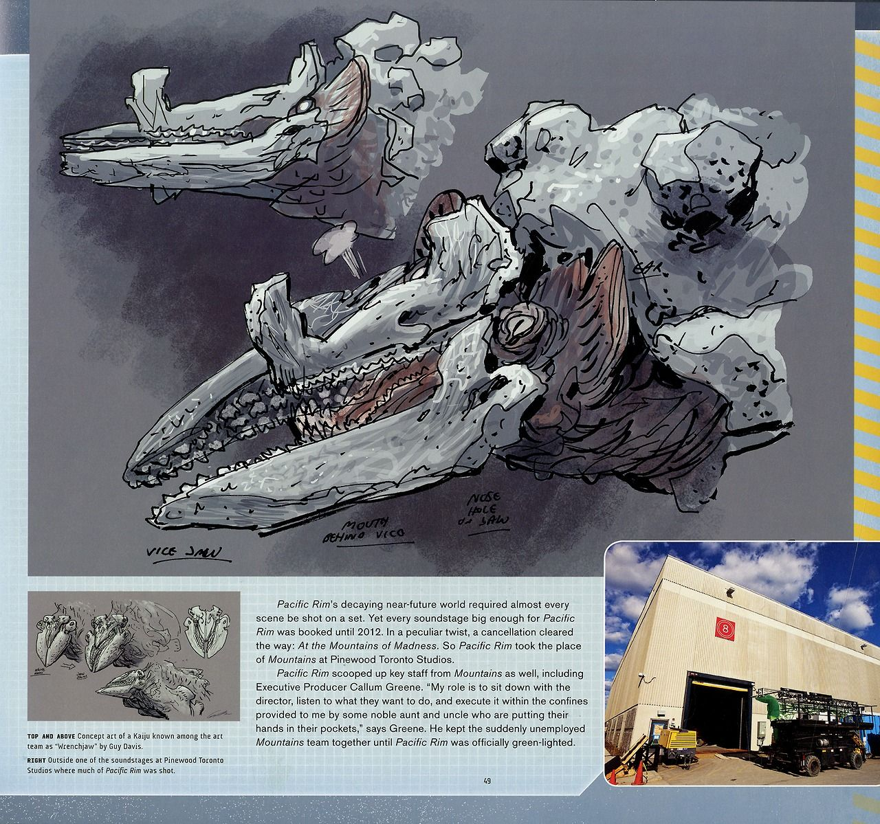 Kaiju Concept Art for Pacific Rim tumblr_mrahx0PaII1qmdvnjo8_1280.jpg (1280×1199)