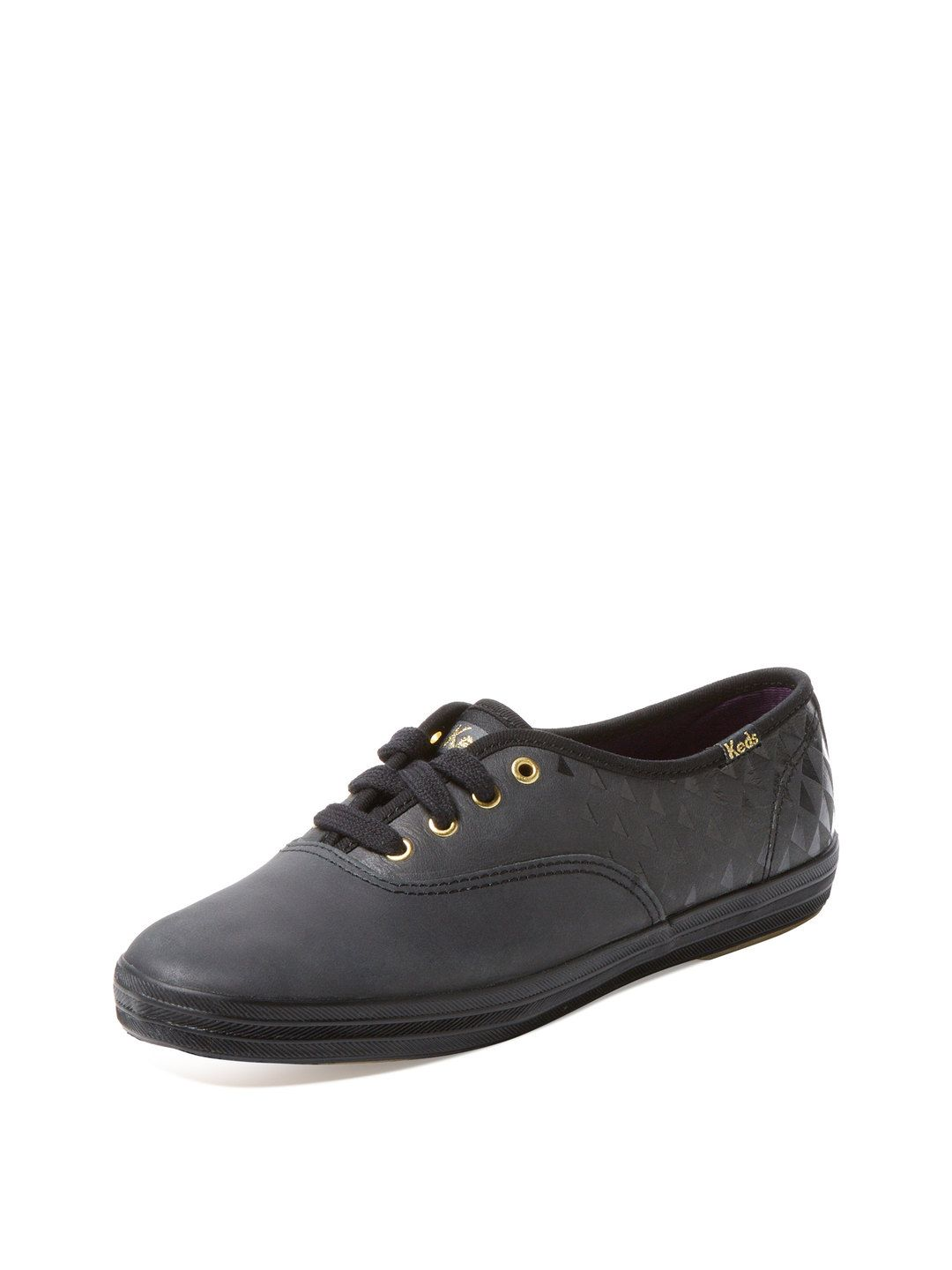 dac662c41 Champion Embossed Leather Low Top Sneaker by Keds at Gilt