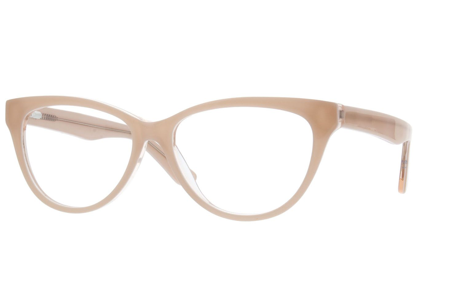 23a91bc6d1 Cream Cat-Eye Glasses  4425133