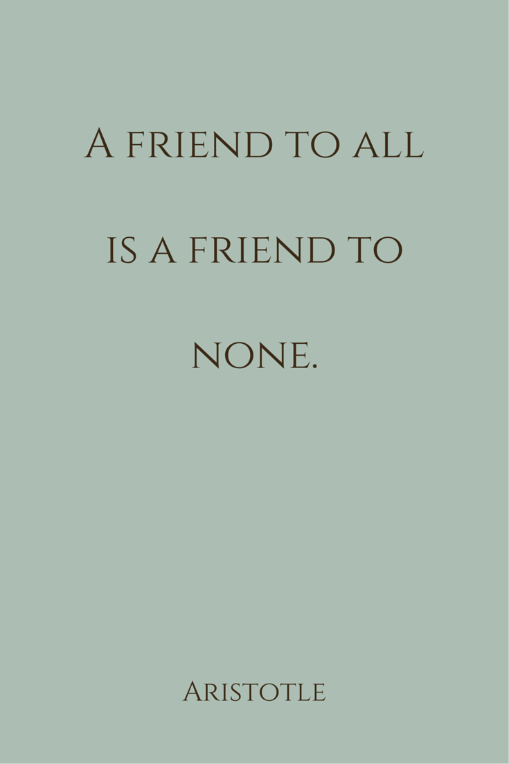 All About Friendship Quotes The 20 Most Beautiful Friendship Quotes  Famous Quotes