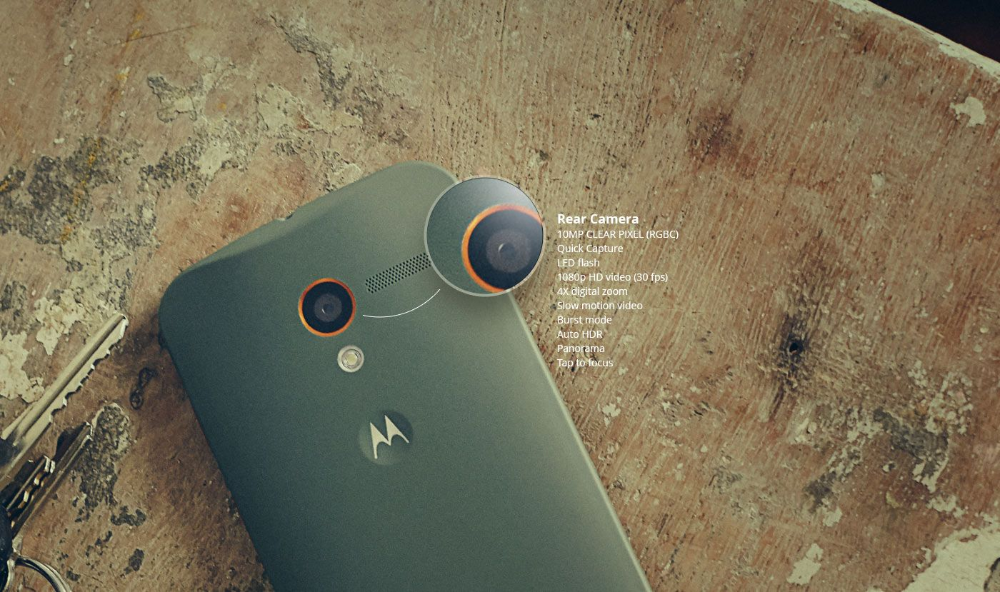 Moto X by Motorola - A Google Company