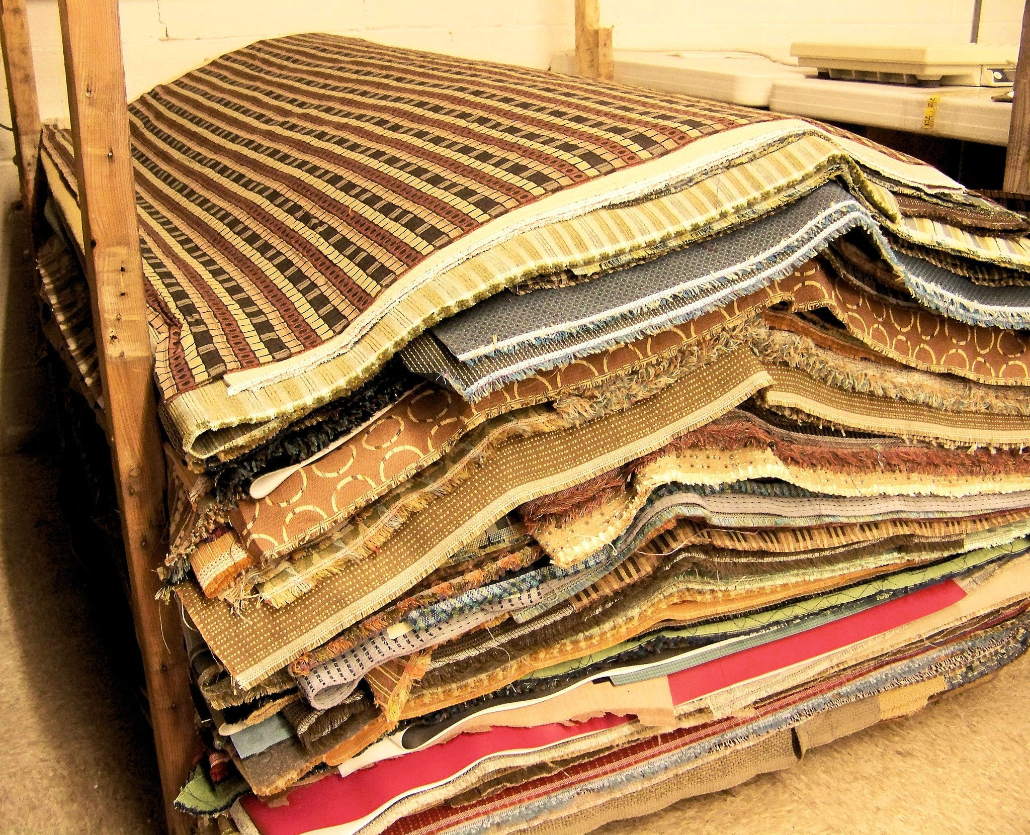 Make your own Size Craft Bolt Upholstery Pieces Purchase by the Yard