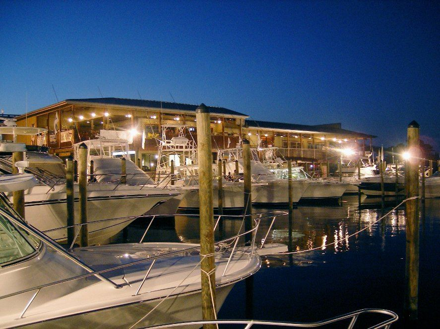Perdido Key Oyster Bar Restaurant And Marina
