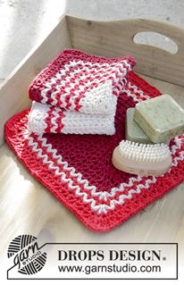Christmas Ready / DROPS Extra 0-1338 – Patrons de crochet gratuits par DROPS Design   – handarbeit