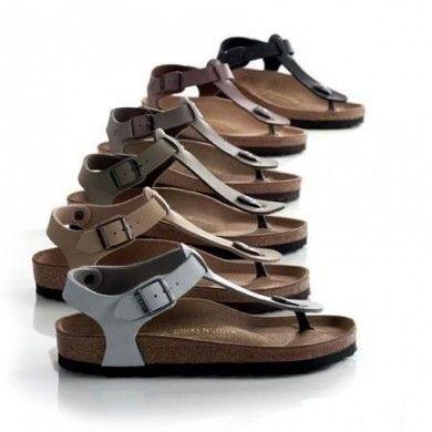 Birkenstock Classic Kairo Damen Zehentrenner De Schuhe