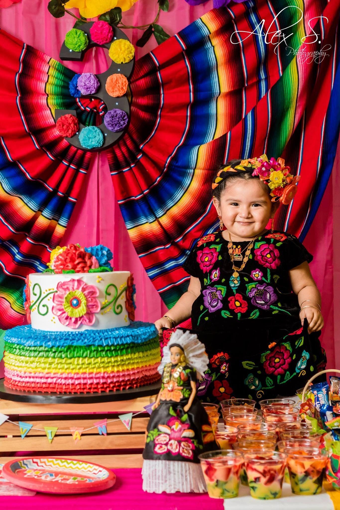 Birthday party ideas decoracion fiestas mexicanas en - Ideas decoracion fiestas ...
