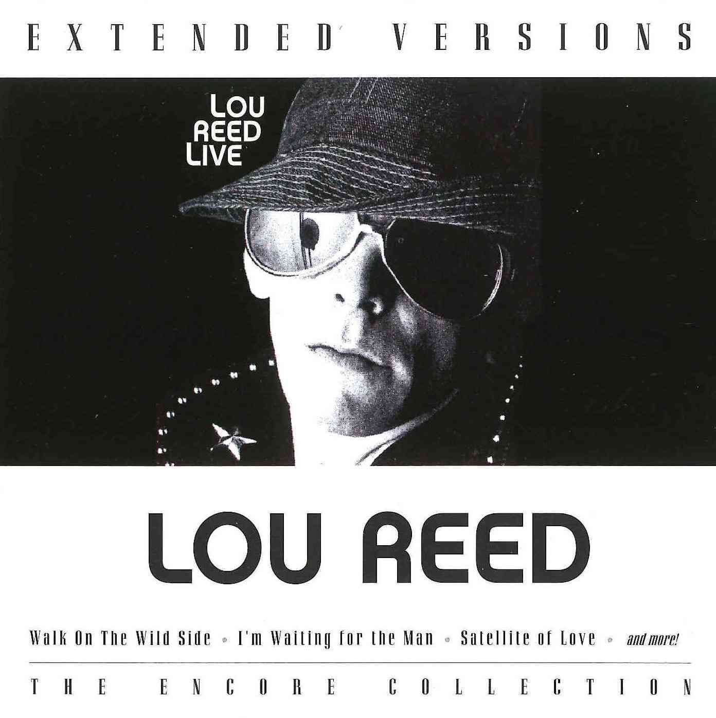 Precision Series Lou Reed - Extended Versions