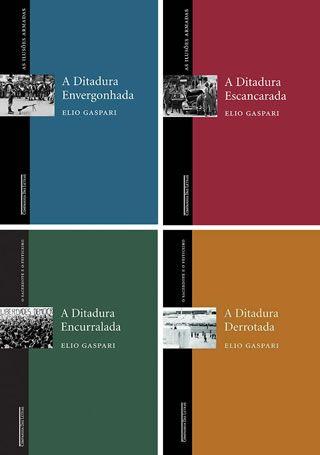 ditadura - livros, página 4 | Acervo da Revista Bula