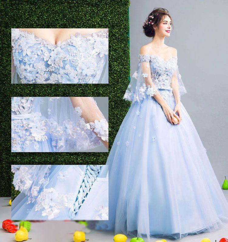 43d5e10d51f5d  楽天市場 送料無料 花嫁ドレス カラードレス ウエディングドレス 手作り 豪華なお花