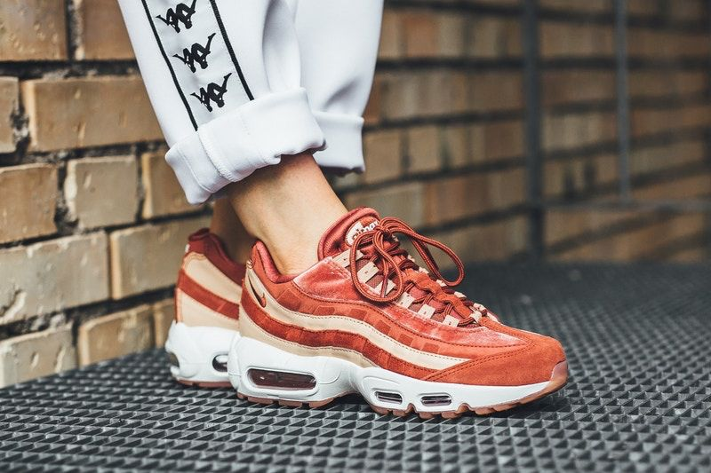 competitive price ec4fe fcc16 The Nike Air Max 95 LX Gets Covered in