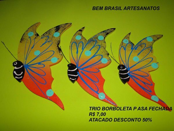 trio de borboleta decoração - Pesquisa Google