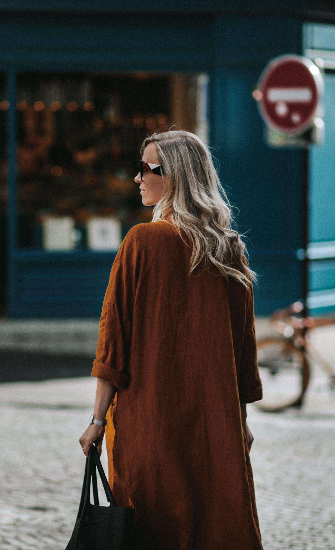 0f7ac72285 Linen coat kimono €130 Seaside Tones