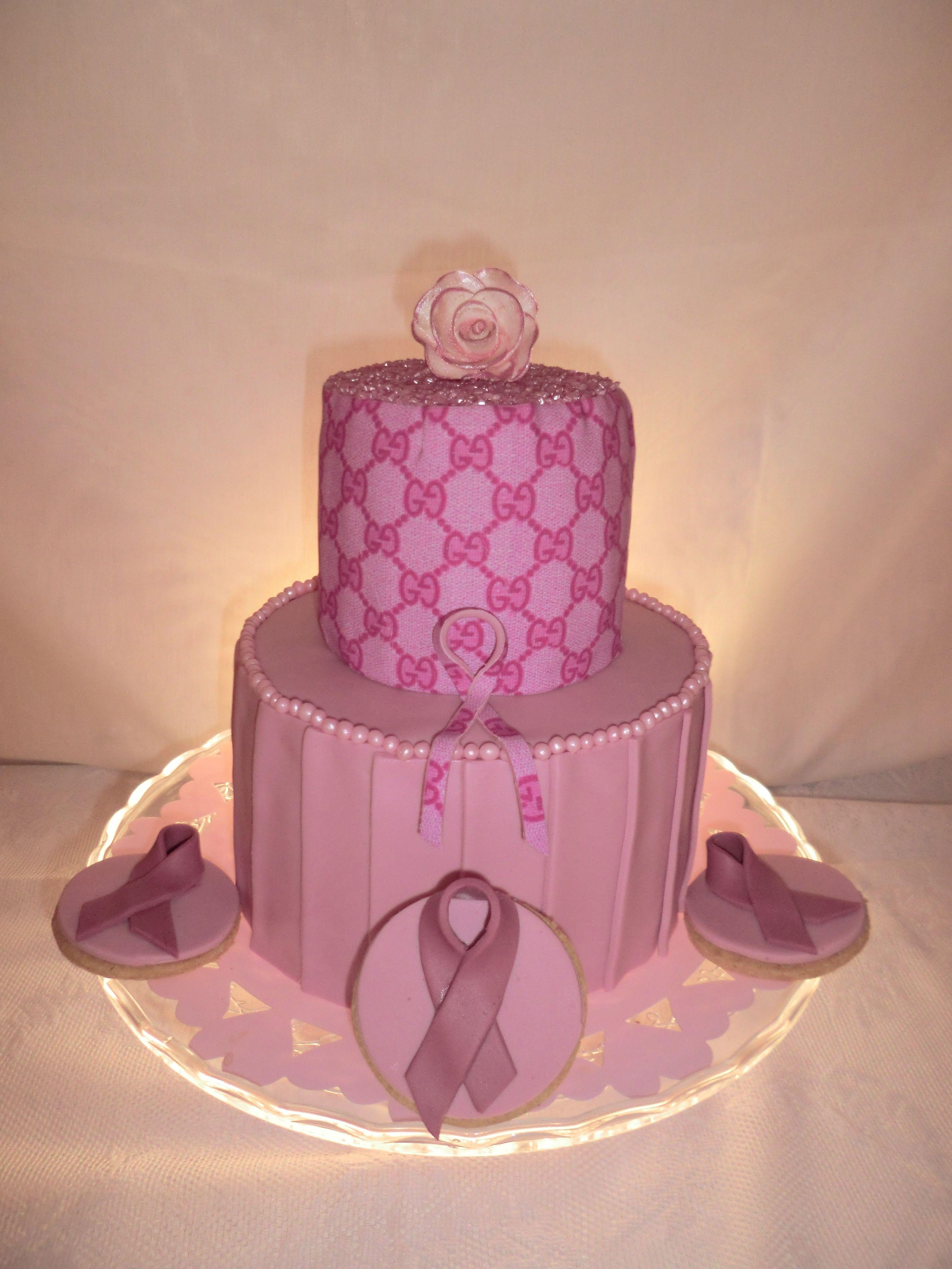 53287bad025c Gucci awareness party cake