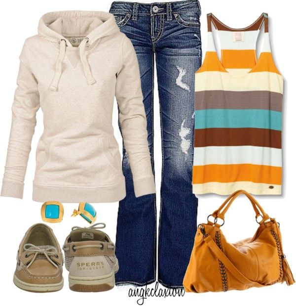 Perfect cute lazy day outfit for the fall