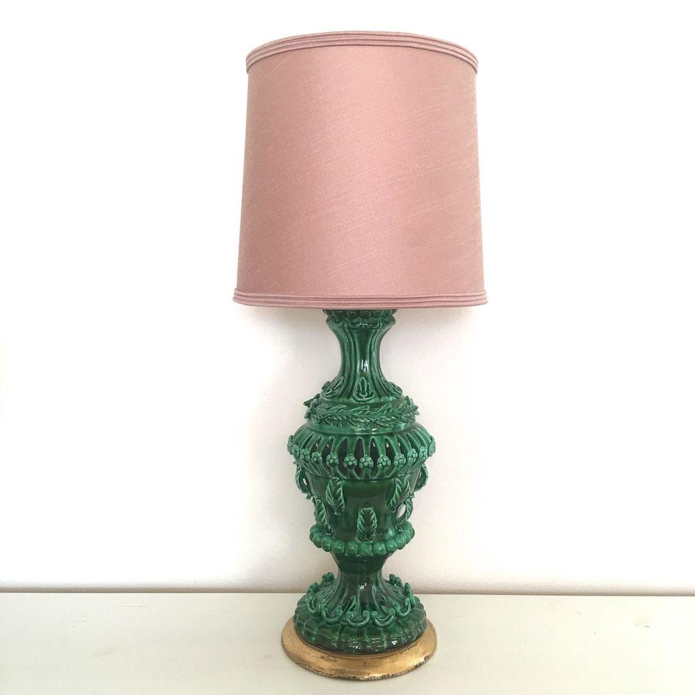 hyllningstal 60 år Grön Spansk Vintagelampa 60 tal via RY.AR.YA. Click on the image  hyllningstal 60 år