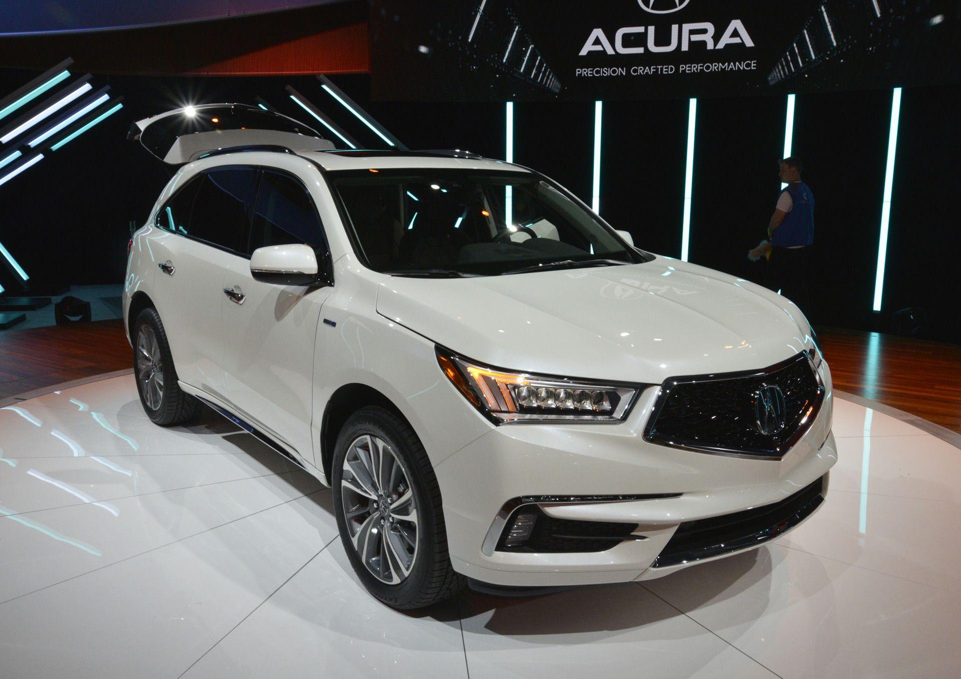 New Acura Rdx 2017 Redesign